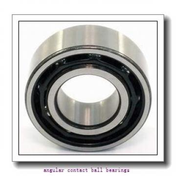 160 mm x 340 mm x 68 mm  SKF 7332 BCBM  Angular Contact Ball Bearings