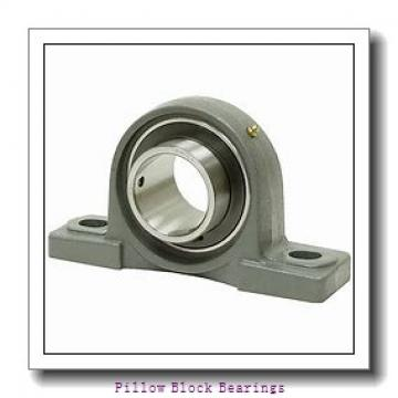2.362 Inch | 60 Millimeter x 3.37 Inch | 85.598 Millimeter x 3 Inch | 76.2 Millimeter  QM INDUSTRIES QMPXT13J060SO  Pillow Block Bearings