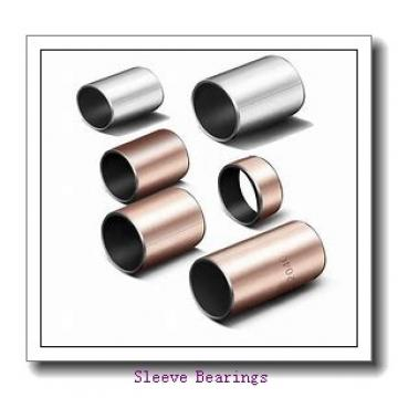 ISOSTATIC CB-2024-09  Sleeve Bearings