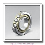 45 mm x 85 mm x 19 mm  SKF 7209 BEGAY  Angular Contact Ball Bearings